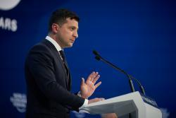 Президент об участии во Всемирном экономическом форуме: Украина имеет поддержку со стороны инвесторов