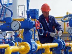 Украина за год добыла почти 21 миллиард кубов газа