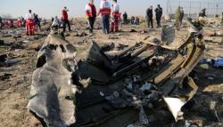 Виновный в катастрофе самолета МАУ находится в тюрьме - МИД Ирана
