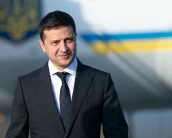 Президент Украины посетит с рабочим визитом Израиль