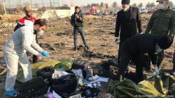 Иран обнародовал первый отчет о гибели украинского самолета