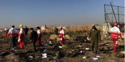 Авиакатастрофа самолета МАУ в Иране