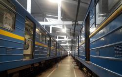 Киевский метрополитен построит две новые линии метро