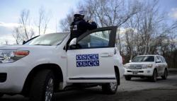 ОБСЕ сообщила о ситуации на участке разведения в Петровском