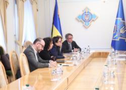 Секретарь СНБО обсудил с послами Канады, Великобритании и Швеции расследование катастрофы украинского самолета в Иране