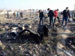 Образцы ДНК родственников погибших при крушении самолета МАУ передали в Иран