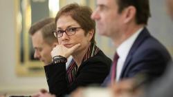 Полиция открыла дело из-за незаконного сбора информации об экс-после США Мари Йованович
