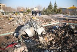 """Иран признал, что """"непреднамеренно"""" сбил украинский Boeing"""