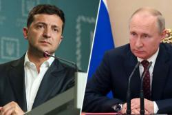 Путин выразил соболезнования Зеленскому в связи с трагическим крушением самолета МАУ в Иране