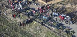Тегеран. В авиакатастрофе погибли 11 украинцев - секретарь СНБО
