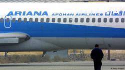 В Афганистане разбился пассажирский самолет