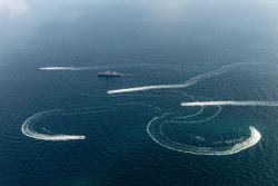 В штабе ООС опровергли информацию о минировании акватории Азовского моря