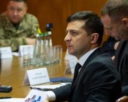 Владимир Зеленский провел рабочее совещание по вопросам, связанным с катастрофой самолета авиакомпании МАУ