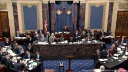 Сенат США определил процедуру импичмента Трампа