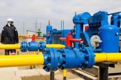 Транзит газа через ГТС Украины снизился в пять раз