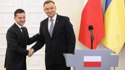 Зеленский ожидает визит Дуды в Украину