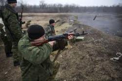 Боевики 6 раз нарушили режим прекращения огня – штаб ООС