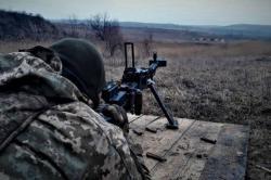Боевики 13 раз нарушили режим прекращения огня – штаб ООС