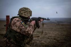 Боевики обстреляли из гранатометов позиции Объединенных сил вблизи Павлополя