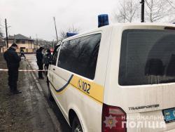 В Харькове произошла перестрелка со взрывом