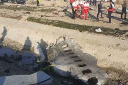 Спасатели обнаружили черный ящик разбившегося в Тегеране украинского самолета