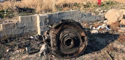 Следователи Ирана: Часть данных из черных ящиков Boeing утрачена