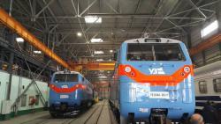 """""""Укрзализныця"""" ведет переговоры о закупке новой партии американских локомотивов"""