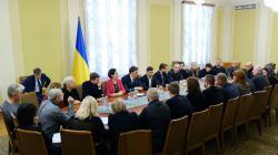 Владимир Зеленский встретился с родственниками украинцев, погибших в авиакатастрофе