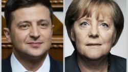 Президент Украины провел телефонный разговор с Федеральным канцлером ФРГ