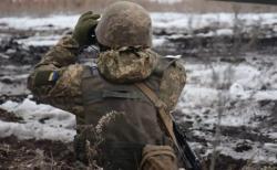 На Донбассе боевики применили артиллерию - ООС