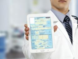 Минсоцполитики согласовывает с Кабмином процедуру внедрения электронного больничного