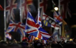 Великобритания официально вышла из состава Евросоюза