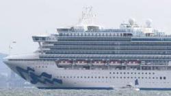 На круизном лайнере Diamond Princess выявлено еще 10 случаев коронавируса