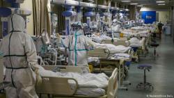 От коронавируса в Китае скончались почти 3000 человек