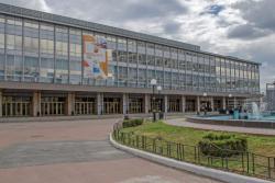 Правоохранители проверяют информацию о минировании Дворца спорта