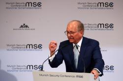 """Руководителя Мюнхенской конференции внесли в """"Миротворец"""""""