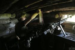 В Штабе ООС сообщили детали обстрела на Луганщине