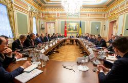 Под председательством президентов Украины и Турции состоялось восьмое заседание Стратегического совета высокого уровня