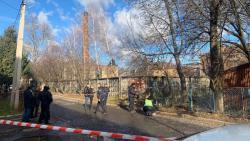В Мукачево двое мужчин устроили перестрелку на улице