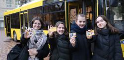 В Киеве тестируют электронный ученический билет