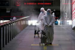 ВОЗ повысила риск уровня распространения коронавируса