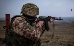Боевики 8 раз открывали огонь по украинским военным - ООС