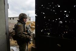 Обстрелом ВСУ уничтожен жилой дом на севере Горловки - СЦКК