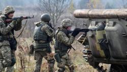 Противник за сутки 14 раз атаковал позиции ВСУ: погиб украинский воин, уничтожены двое оккупантов и БМП