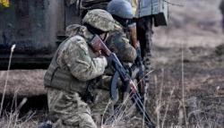 Оккупанты пять раз нарушили режим прекращения огня - ООС