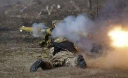 Боевики атаковали украинских бойцов и попытались перейти линию разграничения
