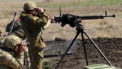 Оккупанты 13 раз нарушили режим прекращения огня - штаб ООС
