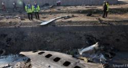 Пять стран требуют от Ирана передать черные ящики сбитого лайнера