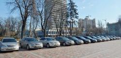 Киевские медики получат 29 автомобилей из автопарка Верховной Рады