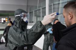 """За сутки в Украине въехали 15 тысяч человек, у одного в """"Борисполе"""" диагностировали COVID-19"""